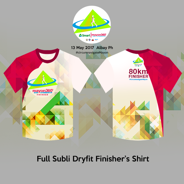 Finisher's Shirt